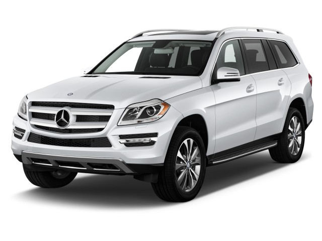The Mercedes-Benz GL-Class