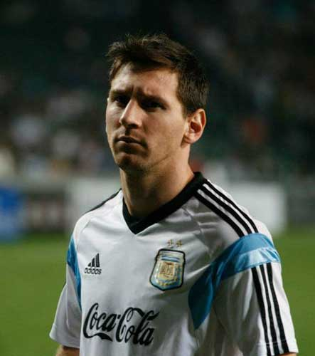 What a mess, whither Messi?