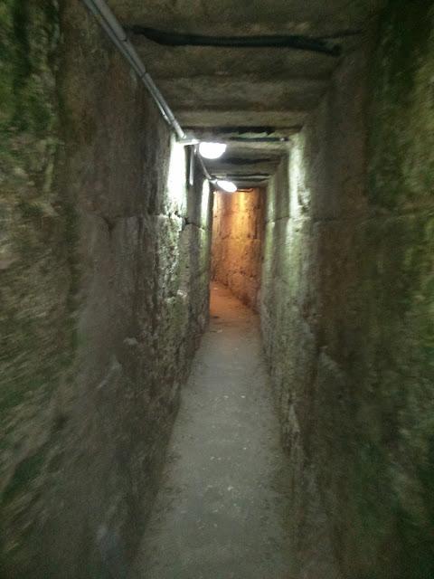 הדרך מבריכת השילוח לבית המקדש