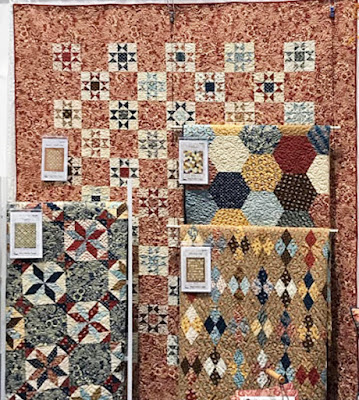 3aec5f217d3d8 The Rest of the Post on Repro Fabrics | Civil War Quilts | Bloglovin'
