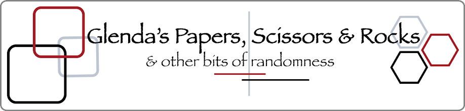 Glenda's Papers, Scissors & Rocks