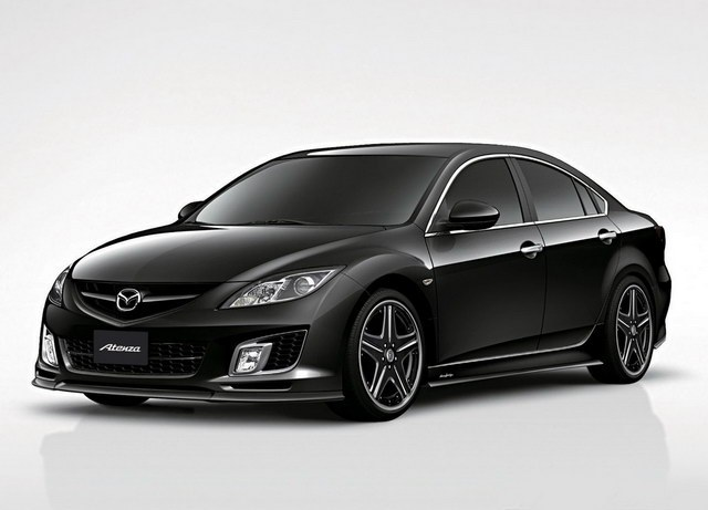 2013 Mazda Atenza Racer Review