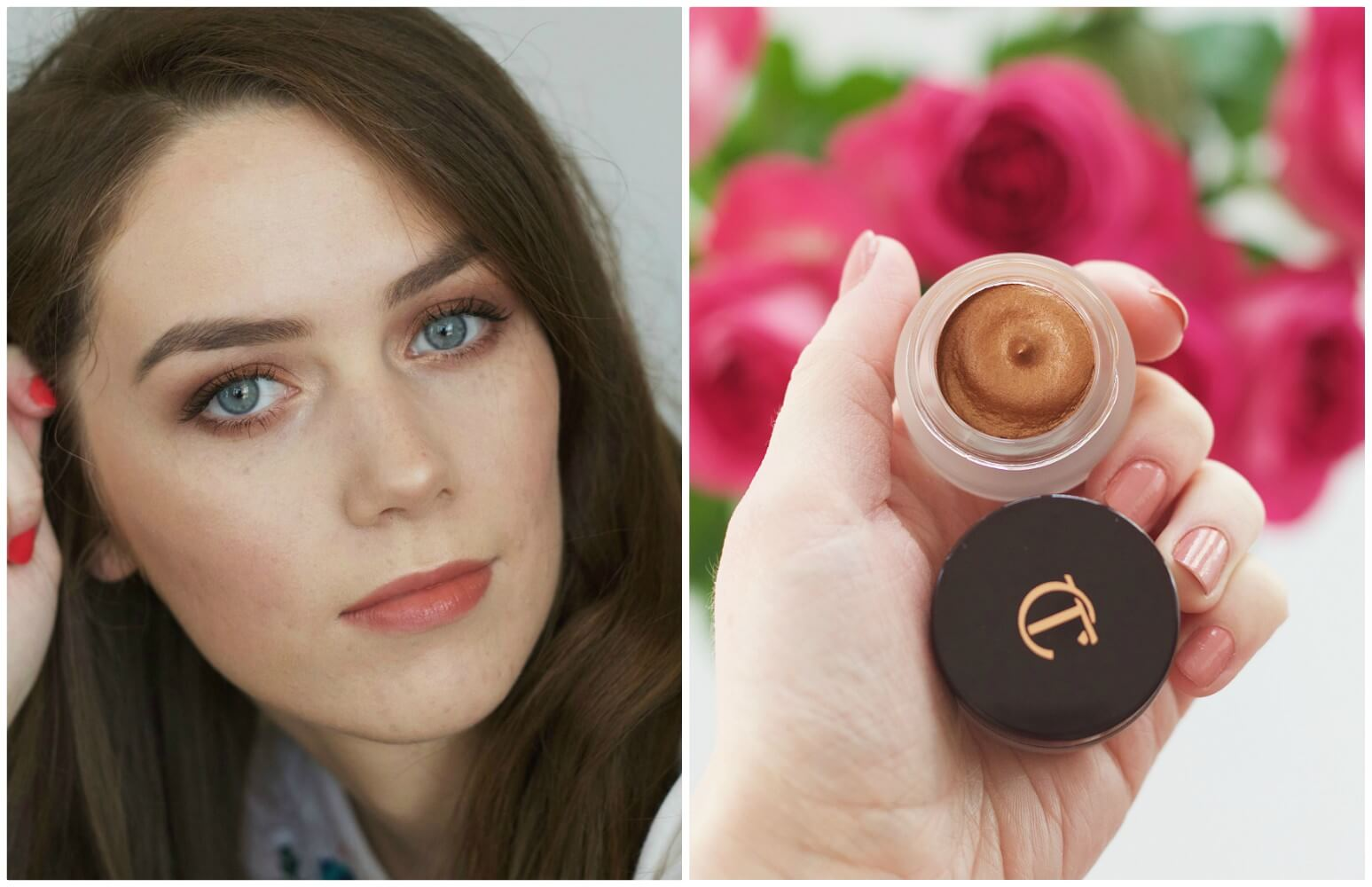 Charlotte Tilbury makeup look for Summer