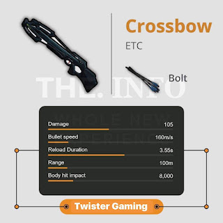 crossbow pubg