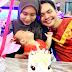 Celebrate Birthday Bawa Baby Aali Sampai ke Sabah