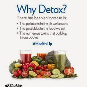 kenapa perlu detox?