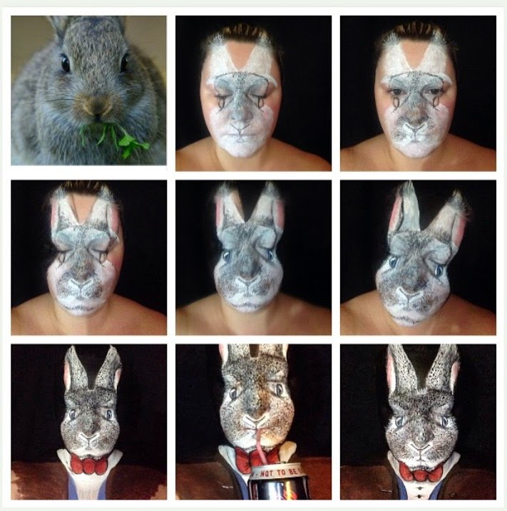 11-Rabbit-Maria-Malone-Guerbaa-Face-Painting-Artist-Morphs-like-a-Chameleon-Shapeshifter-www-designstack-co