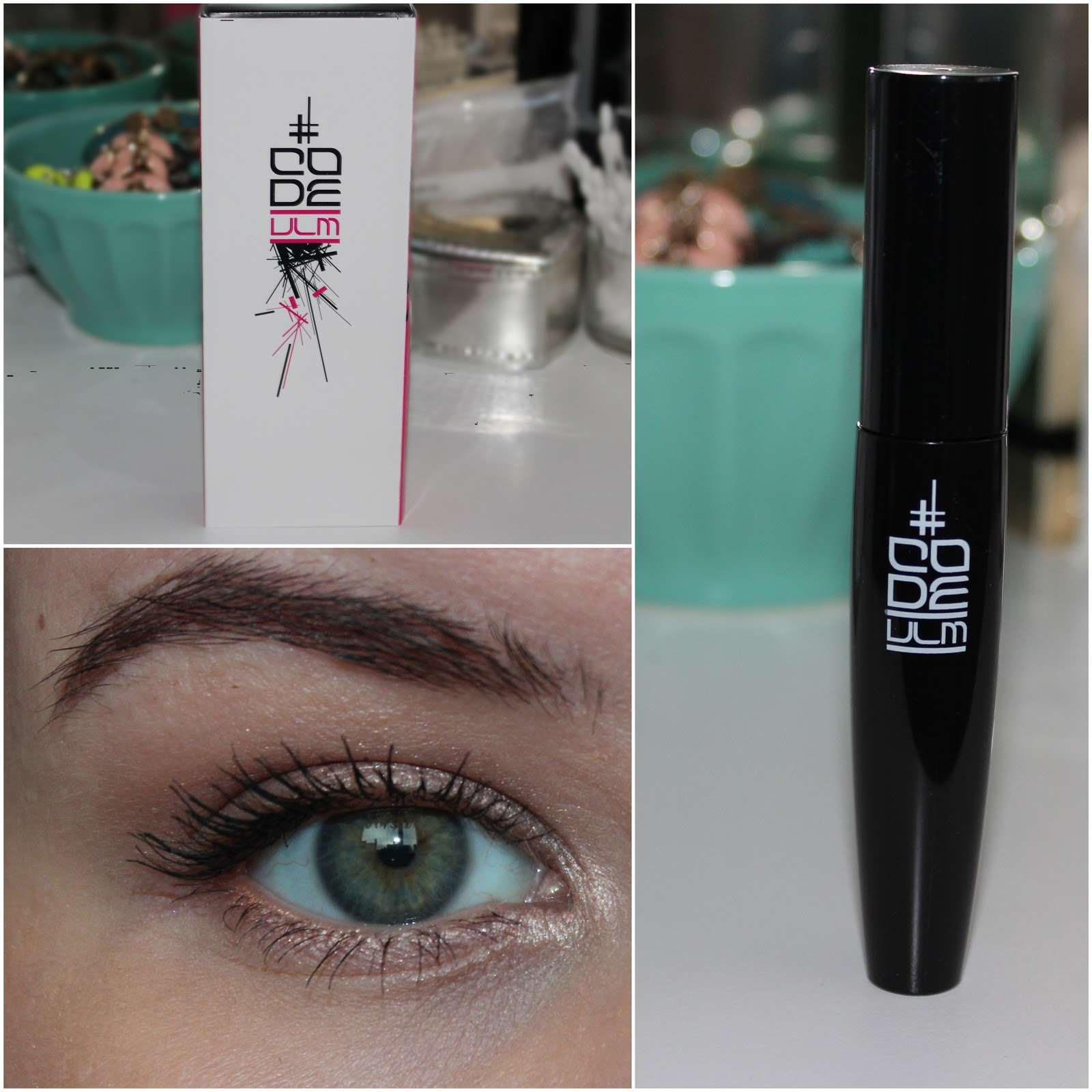 Code Beautiful Vlm Volumising Lengthening Mascara For Long: Obsessed By Beauty: February 2014
