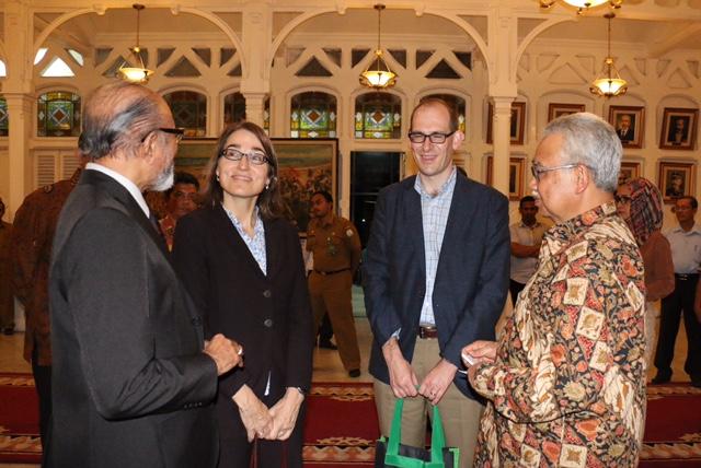 Pemerintah Aceh dan Amerika Bahas Kebebasan Beragama