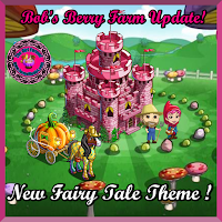 Bob's Berry Farm Fairy Tale Themed Update