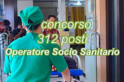 adessolavoro.blogspot.com - Bando di concorso per 312 posti di Operatore Socio Sanitario