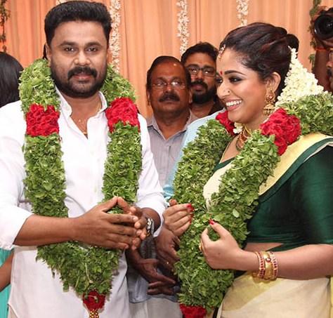 Dilep kavya marriage photos