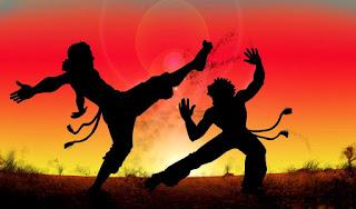 Os principais benefícios para a saúde quando você pratica capoeira