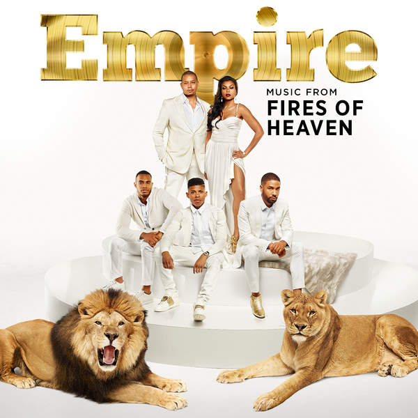 Empire Cast - Empire: Music From 'Fires of Heaven' - EP Cover
