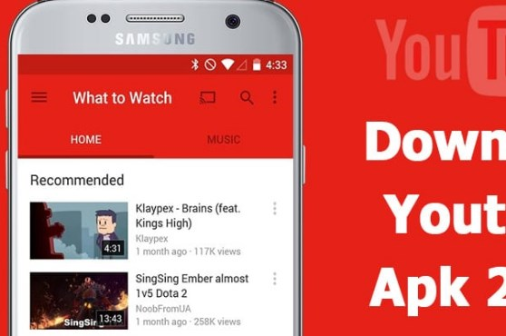 YouTube Free Download on Android App