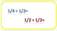 menjumlahkan angka pecahan matematika dasar fachril