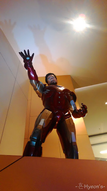 iron man the top komtar penang