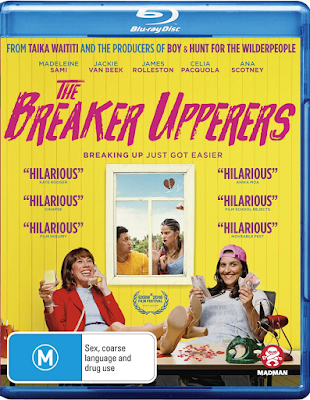 The Breaker Upperers [2018] [BD25] [Latino]