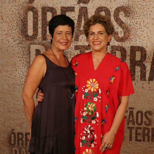 looks atrizes da globo orfaos da terra novela das 6