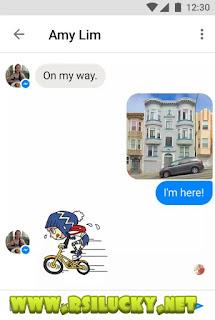 Unduh Messenger Lite Versi Terbaru