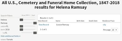 UPDATES - Florida Obituaries show no Parkland school shooting deaths 14%2BHelena%2BRamsay