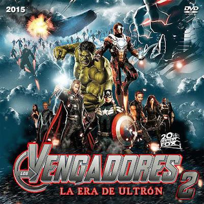 Vengadores 2 - La era de Ultrón - [2015]