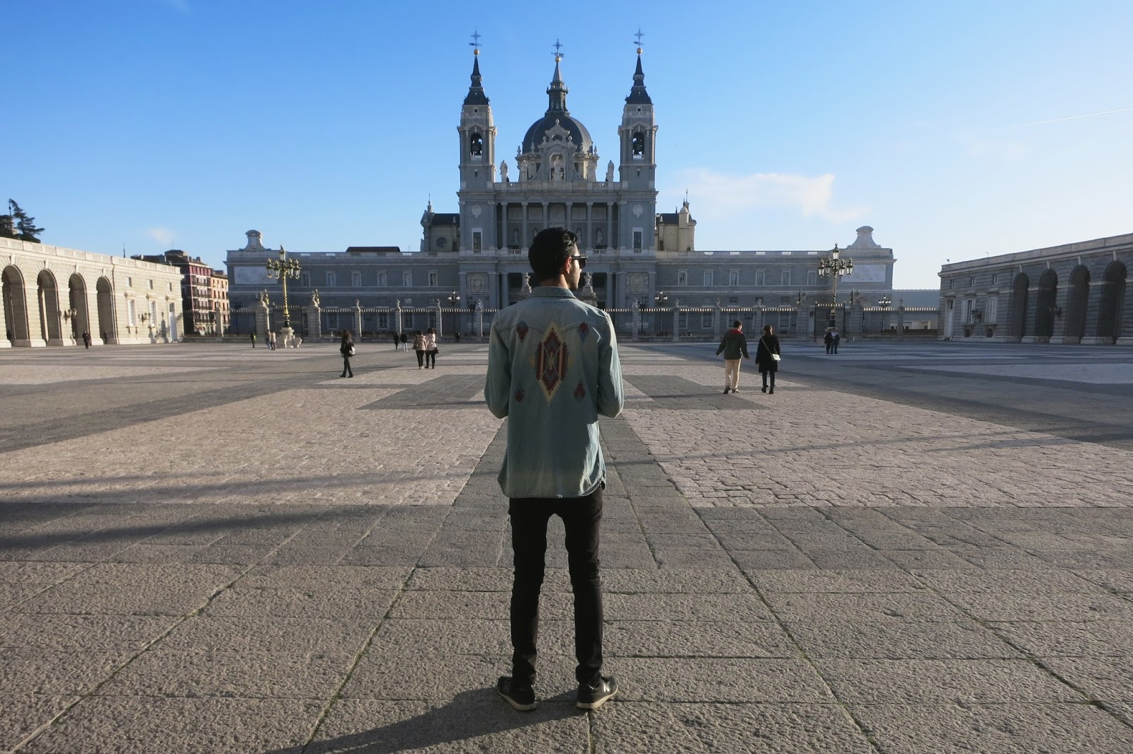 Salman Dean's Photo Diary of The Royal Palace of Madrid