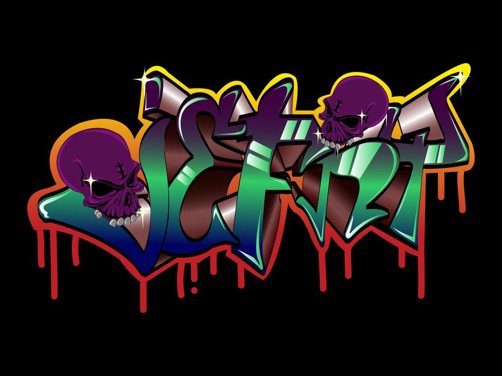 Grafiti Lengkap Huruf Model Keren Www Tollebild Com