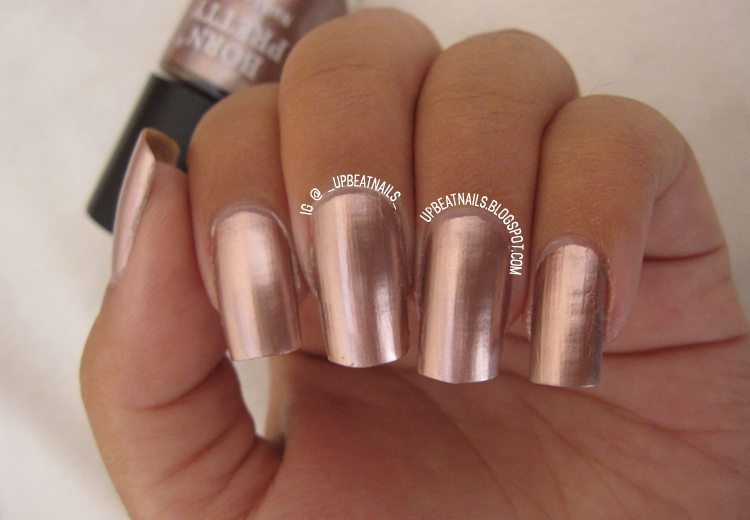Metallic Nail Lacquer And Stamping Guide Templates Review