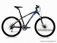 Sepeda Gunung Venus XC77 24 Speed Shimano dan Hydraulic Disc Brake 26 Inci