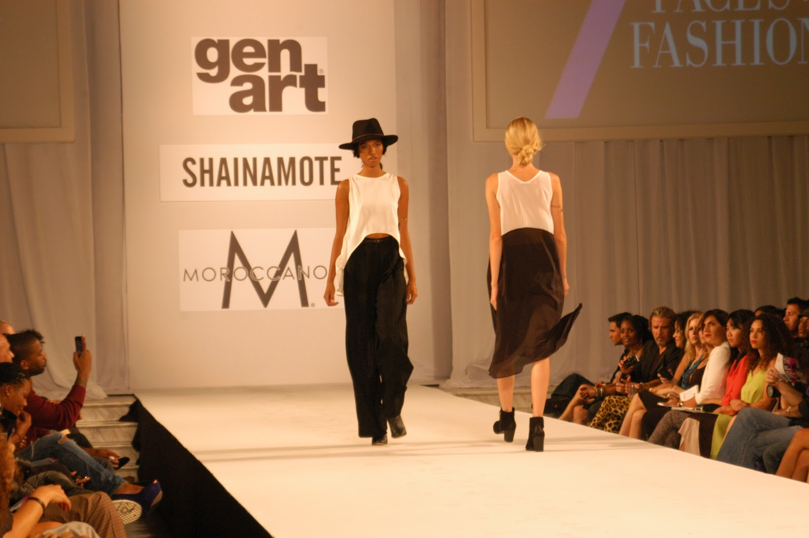 08fee48fb0 The designers submitted their look books earlier this year and those  selected were featured on the runway during Fashion Week in New York in  September and ...