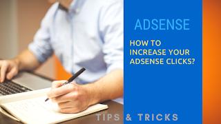 cara meningkatkan klik iklan AdSense