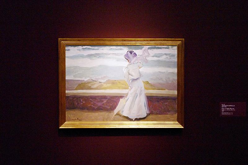 resa till tyskland semester bilsemester münchen munchen hypo kunsthalle joaquin sorolla konst museum konsthall art utställning impressionism spansk