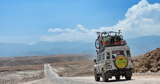 Multi-day and multi-destination biking tours in Peru