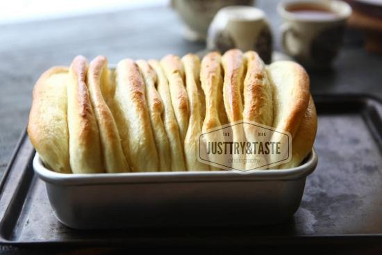 Resep Roti Sisir JTT