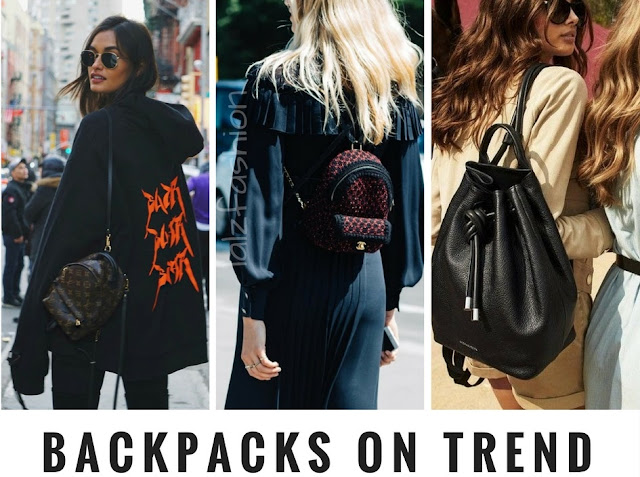 BACKPACK ON TREND