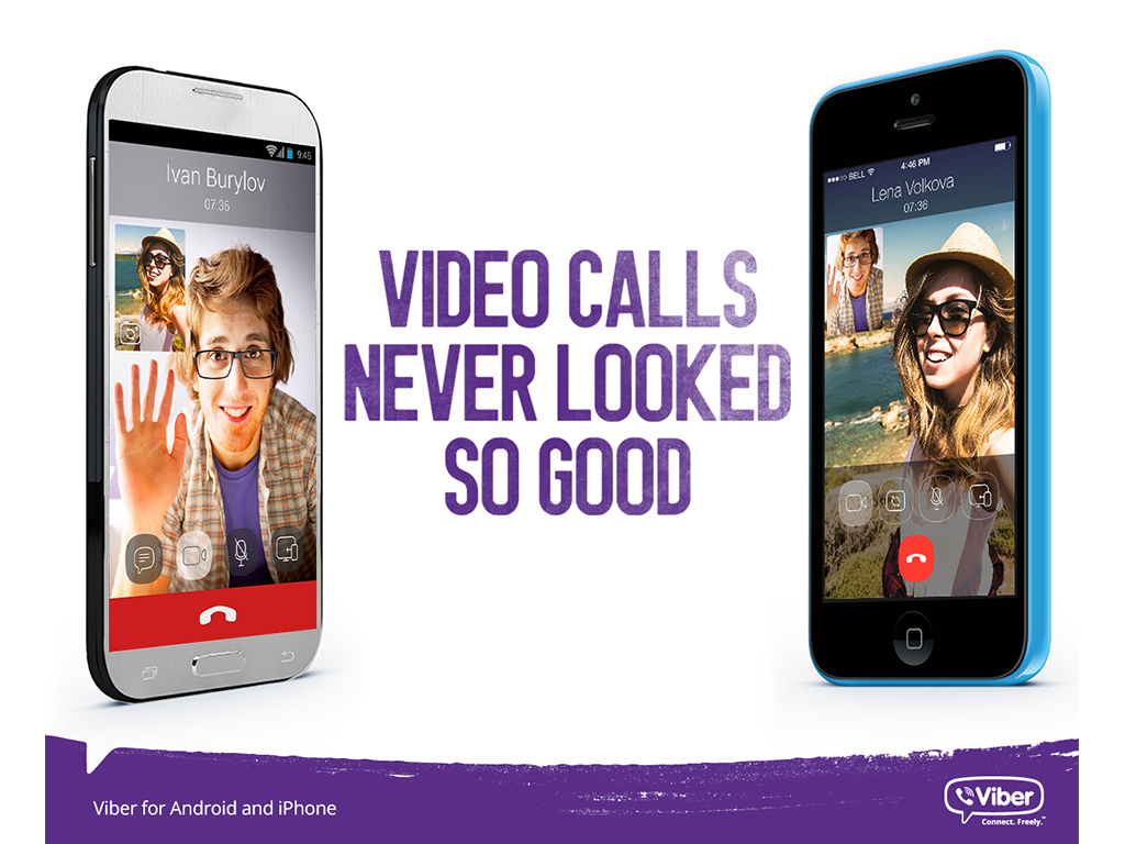 Viber 5.0 update for Android Adds Video Call to Mobile