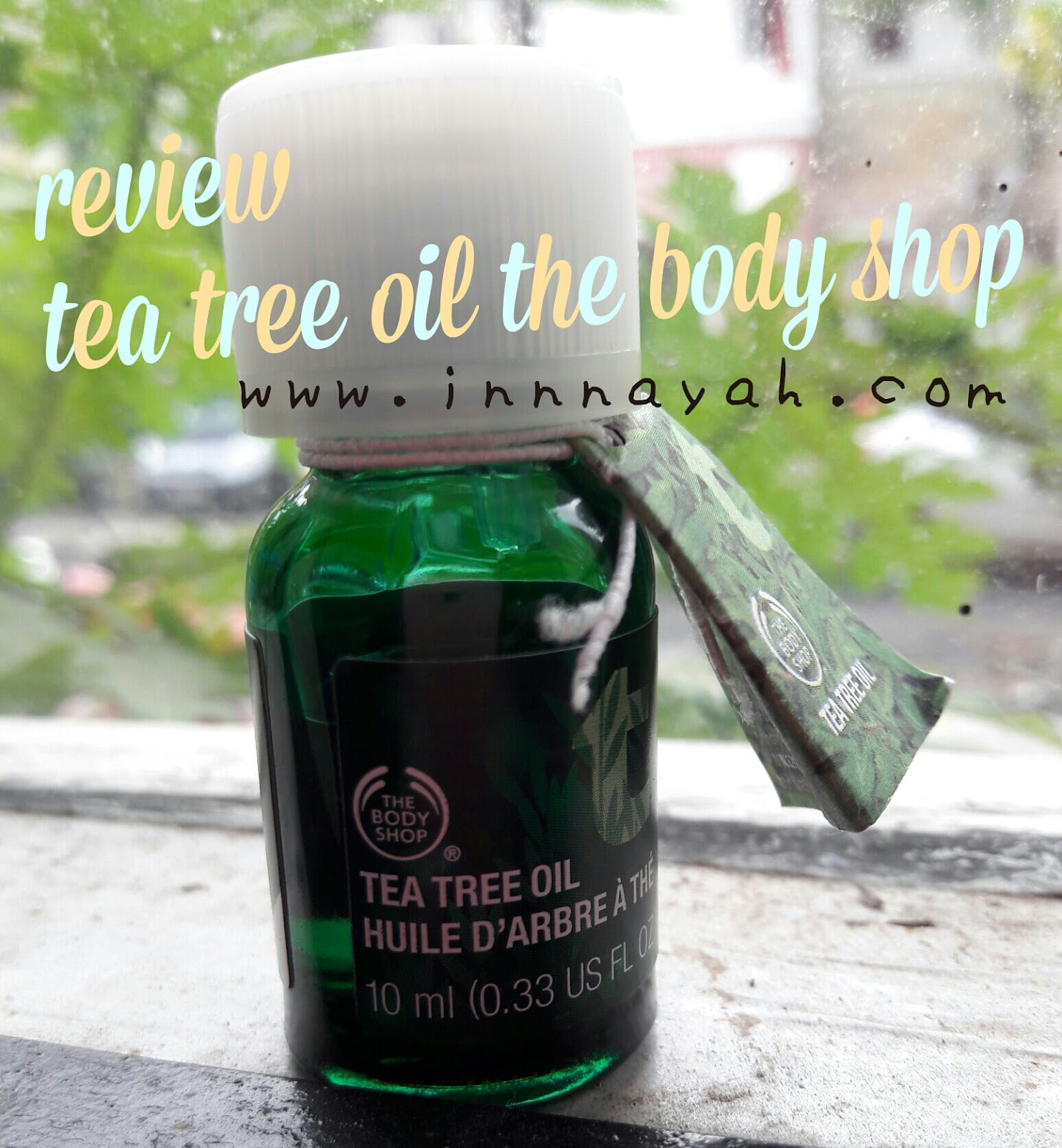 Tea Tree Oil Menyelematkanku Dari Jerawat