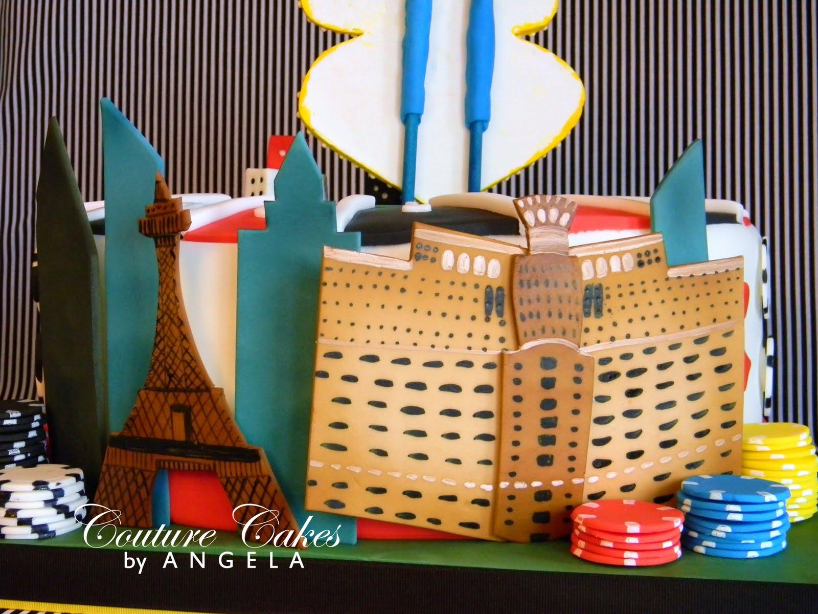 Birthday Cake Bakery Las Vegas Strip