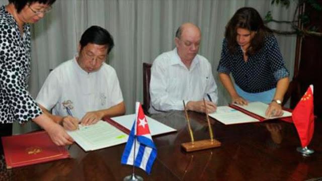 China se encarga de sacar a Cuba de la catástrofe de Irma