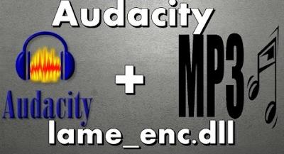 Cara Mengatasi Error lame_enc.dll pada Audacity