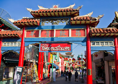 Los Angeles Chinatown