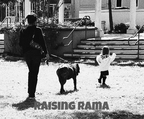 Raising Rama