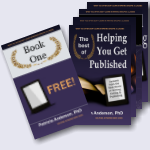 Books on Writing & Publishing by Patricia Anderson, PhD