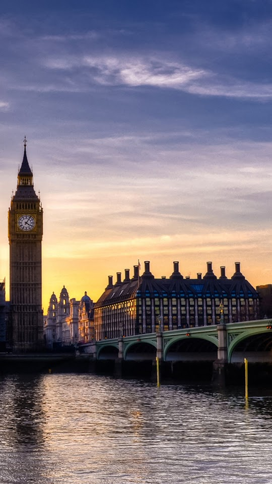 Big Ben London  Galaxy Note HD Wallpaper