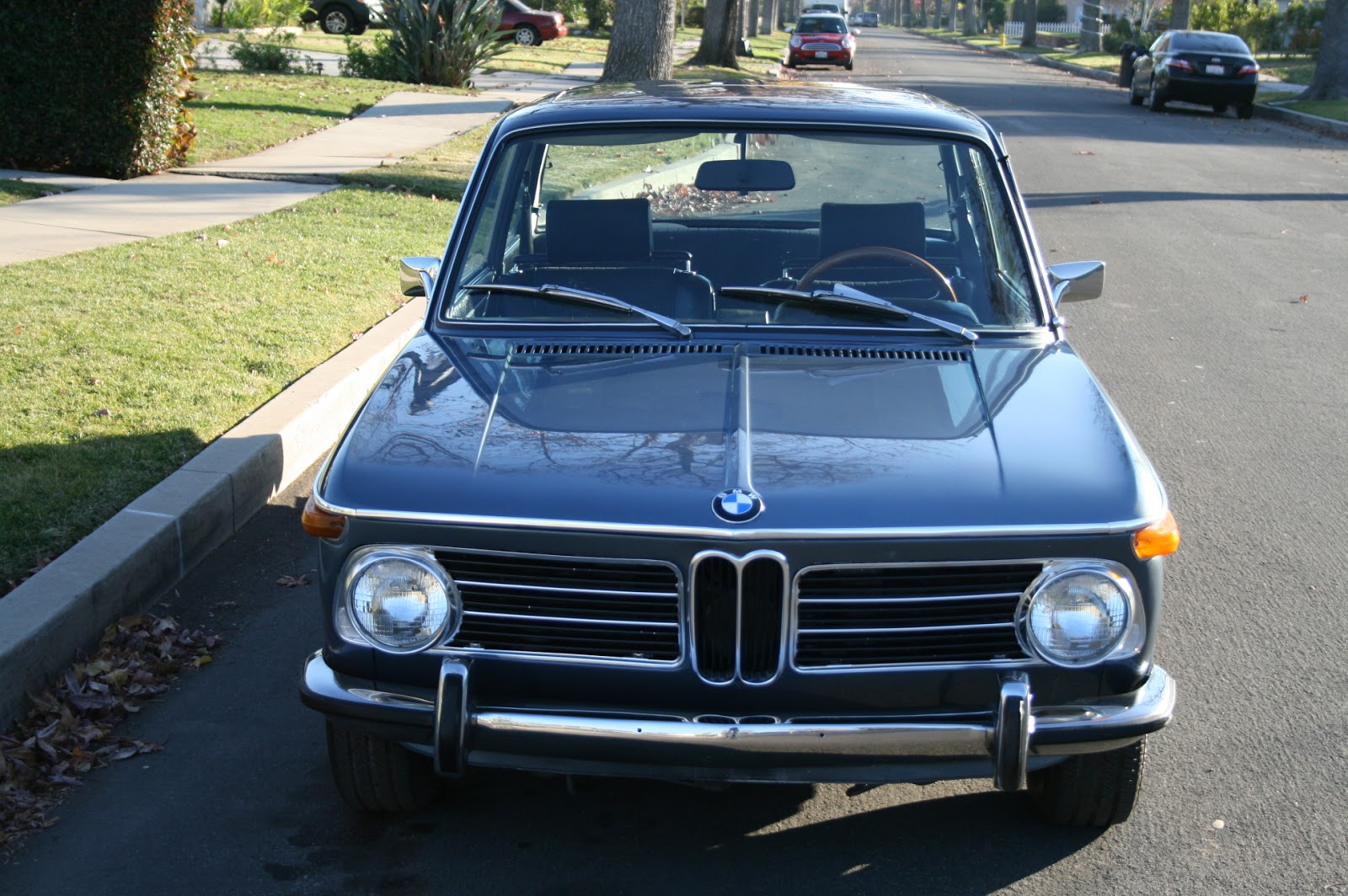 daily turismo 15k flash 1972 bmw 2002 tii minty clean. Black Bedroom Furniture Sets. Home Design Ideas