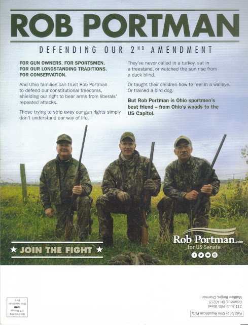 rob portman ad guns
