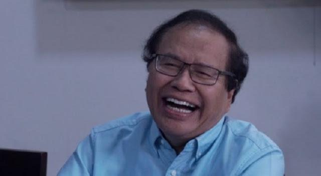 Rizal Ramli: Nasib Pak Jokowi Saja Belum Jelas, Mau Mindahin Ibukota?