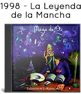 1998 - La Leyenda de la Mancha