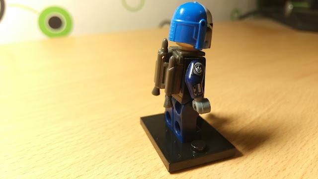 Бо-Катан Крайз фигурка лего, Clone Wars, Войны клонов, Star Wars, Звездные войны, купить